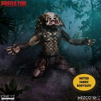 Predator - Deluxe Edition - Mezco ONE:12 Scale Figure