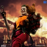 The Joker - Clown Prince of Crime Division - Mezco ONE:12 Scale Figure