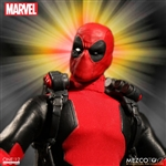 Deadpool - Mezco ONE:12 Scale Figure