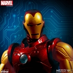 Iron Man - Mezco ONE:12 Scale Figure