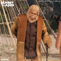 Dr. Zaius - Planet of the Apes (1968): - Mezco ONE:12 Scale Figure