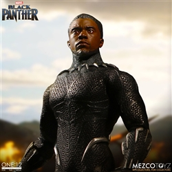Black Panther - Mezco ONE:12 Scale Figure