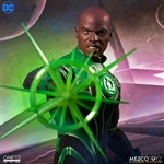 John Stewart - The Green Lantern - Mezco ONE:12 Scale Figure
