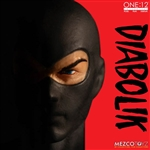 Diabolik - Mezco ONE:12 Scale Figure