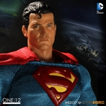 Superman: Classic Version - Mezco 1/12 Scale Figure