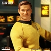 Captain James T. Kirk - Star Trek - Mezco 1/12 Scale Figure