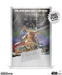 Star Wars: The Empire Strikes Back Silver Foil - Silver Collectible - New Zealand Mint