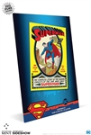 Superman #1 Silver Foil - Silver Collectible - New Zealand Mint