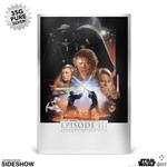 Revenge of the Sith Silver Foil - New Zealand Mint Silver Collectible