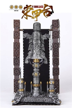 Armor Rack for Lv Bu - Three Kingdoms - O-Soul 1/6 Scale