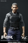 Frank Stealth Clothing & Head Sets - One-Sixth Verse 1/6 Scale Accessory Set