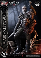 Geralt of Rivia - The Witcher - Prime 1 Studio Statue