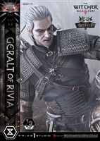 Geralt of Rivia Deluxe - The Witcher - Prime 1 Studio Statue