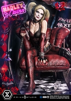 Harley Quinn - Deluxe Version - Batman: Arkham City - Prime 1 Studio Statue