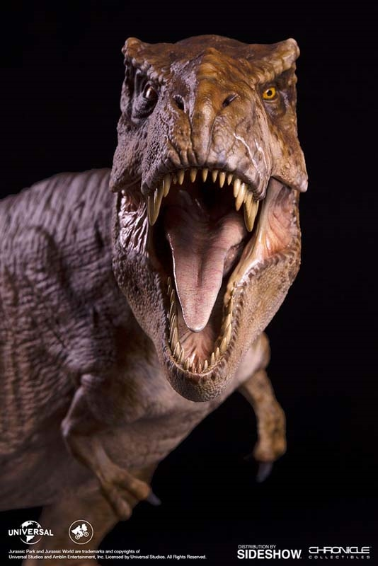 Final Battle T-Rex - Jurassic World - Chronicle Collectibles