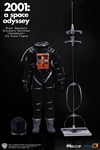 Discovery Spacesuit in Black - 2001: A Space Odyssey - Phicen 1/6 Scale Accessory