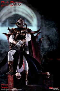Death Dealer - Hell on Earth - 2nd Version FIGURE - Frazetta - Phicen/TBLeague 1/6 Scale Figure