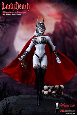 Lady Death: Death's Warrior V2 - TB League - 1/6 Scale Figure