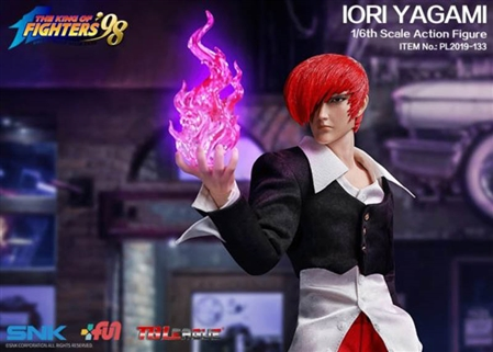 Iori Yagami - The King of Fighters - TB League 1/6 Scale