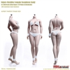 Buxom Female Body - Tan Version - TB League 1/6 Scale Figure