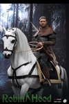 War Horse for Chivalrous Robin Hood - POP Toys 1/6 Scale Figure