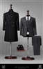 Rich Gentleman Clothing Set - Couture Version - Costume Series - POP Toys 1/6 Scale Accessory