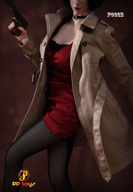 Female Agent Suit B - PPT Toys 1/6 Scale