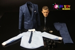 Stylish Man in Suit - Play Toy - 1/6 Scale