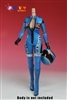 Racing Girl 1/6 Clothing Set - Play Toy