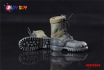 Male Combat Boots 1-6 scale - Play Toy PC005
