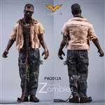 Zombies - Version A - Pocket World 1/12 Scale Figure