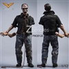Zombies - Version E - Pocket World 1/12 Scale Figure