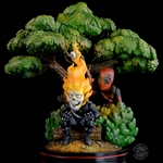 Deadpool x Ghost Rider Q-Master - QMx