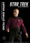 Jean-Luc Picard - Star Trek The Next Generation - Quantum Mechanix One-Sixth Scale Figure