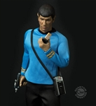 Spock - Star Trek: The Original Series - QMX 1/6 Scale Figure