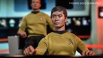 Hikaru Sulu- Star Trek TOS-  1:6 Scale Articulated Figure by Quantum Mechanix