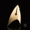 Star Trek Discovery Badge - Command - 1:1 Collectible