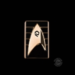 Cadet Badge - Star Trek: Discovery - QMx 1:1 Prop Replica