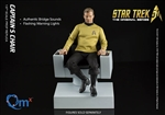 Captain's Chair - Star Trek - QmX 1/6 Scale Figure Accessory