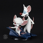 Pinky & The Brain - Q-Fig - Quantum Mechanix