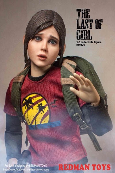 The Last Girl - Redman Toys 1/6 Scale