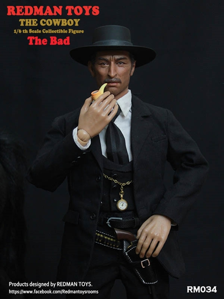 Cowboy the Bad - Redman 1/6 Scale Figure