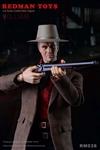 William - Cowboy - Redman 1/6 Scale Figure