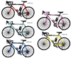Roadbike - Five Color Options - Come4Arts 1/6 Scale Accessory