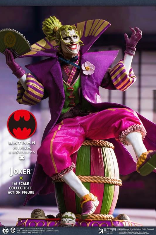 Batman Ninja Star Ace Dx 1 6 Scale Figure
