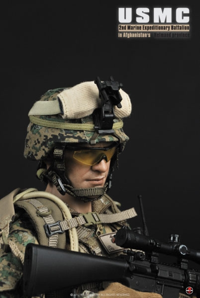 Soldier Story 1 6 Usmc 2nd Marine Expeditionary Battalion