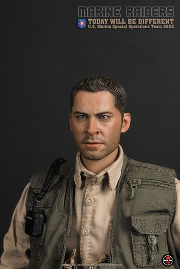 Marine Raiders Today Will Be Different - Soldier Story 1/6 ...