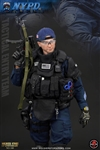 "NYPD ESU ""Tactical Entry Team"" - Soldier Story 1/6 Scale Figure"
