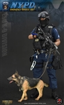 NYPD ESU K-9 Division - Soldier Story 1/6 Scale Figure