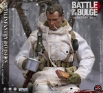 U.S. Army 28th Infantry Division, Ardennes 1944 - Soldier Story 1/6 Scale Figure